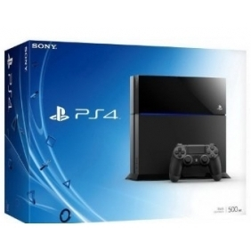 Wholesale New Playstation 4 Bundle with a PS4 Console, Madden NFL 25 & FIFA 14