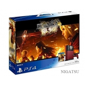 Wholesale PlayStation 4 FINAL FANTASY Type-0 HD Suzaku edition PS4