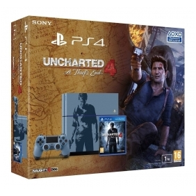 Wholesale Sony PlayStation 4 1TB Uncharted 4: A Thief's End Special Edition