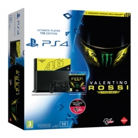 Wholesale Playstation 4 PS4 Console 1TB Valentino Rossi Limited Edition