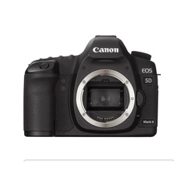 "Wholesale Canon EOS-5D Mark II Digital SLR Camera Body, 21.1 Megapixels with 3.0"" TFT LCD"
