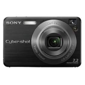 Wholesale Sony Cyber-shot DSC W110 7.2MP Slim Digital Camera - Silver