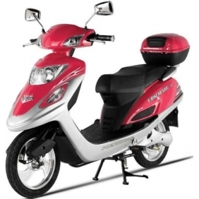Wholesale X-Treme XB-502 Electric Bicycle Scooter Moped Pink