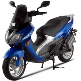 Wholesale X-Treme XM-4000LI-BLU Lithium Powered Electric Moped Motorcycle