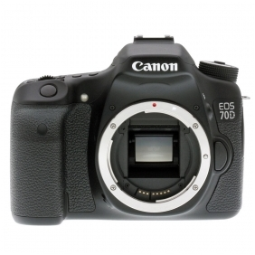 Wholesale New Canon EOS 70D DSLR Body Only 20.2 MP Digital Camera