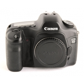 Wholesale Canon EOS 5D 12.8 MP Digital SLR Camera - Black