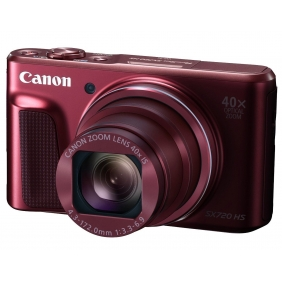 Wholesale Canon PowerShot SX720 HS Digital Camera 40x Red PSSX720HSRE TA0731