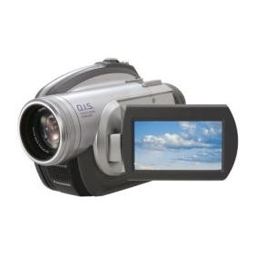 Wholesale Panasonic VDR-D210 DVD Camcorder with 32x Optical Image Stabilized Zoom