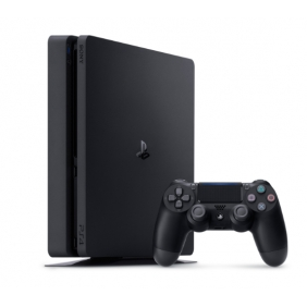 Wholesale Sony PlayStation 4 Slim 500GB - PS4 Jet Black Console (New Retail Box - 2016)