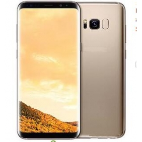 Wholesale Samsung Galaxy S8 Factory Unlocked Smart Phone 64GB Dual SIM - International Version (Gold)