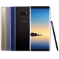 "Wholesale Samsung Galaxy Note 8 SM-N950 64GB (FACTORY UNLOCKED) 6.3"" Black Gold Blue Gray"